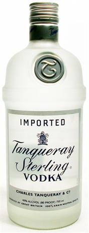 Tanqueray Vodka Sterling 80@